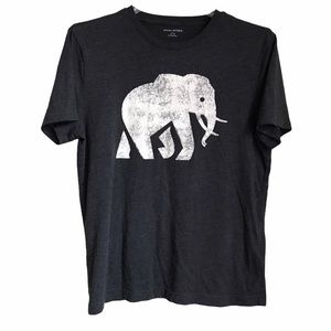 Banana Republic Elephant Graphic T-Shirt